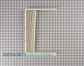 Window Side Curtain and Frame - Part # 1012514 Mfg Part # 112124490022