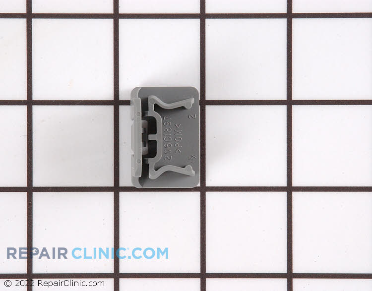 Dishrack Stop Clip WD12X10184      Alternate Product View
