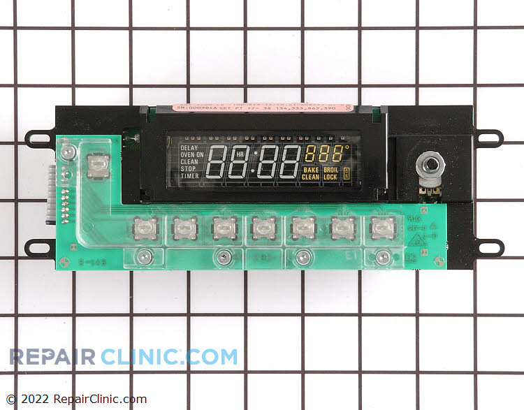Oven Control Board Y0308595        Alternate Product View