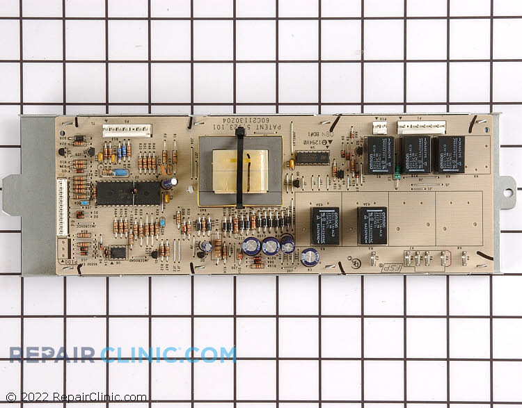 Oven Control Board WP9782435 Alternate Product View