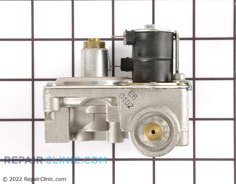 Gas Valve Assembly WP8281918 Alternate Product View