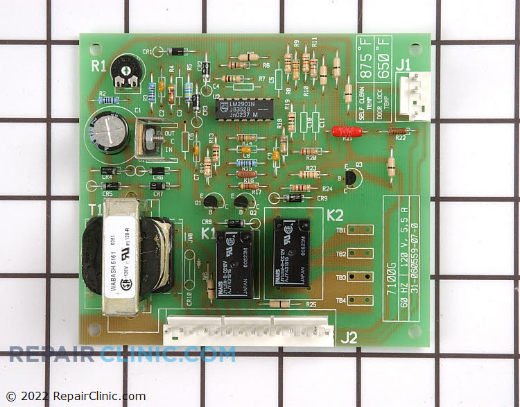 Circuit Board & Timer Y0060559 Alternate Product View