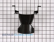 Dispenser Funnel Guide - Part # 947252 Mfg Part # WR17X11267