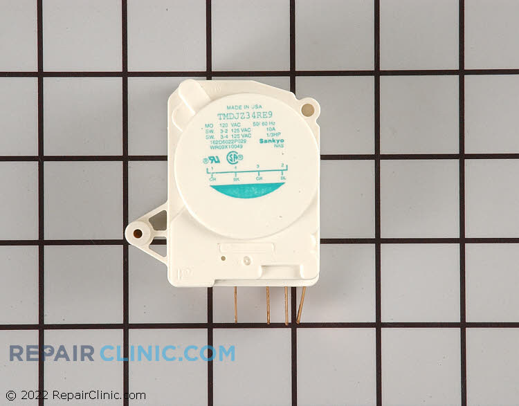 Defrost Timer WR09X10049 Alternate Product View