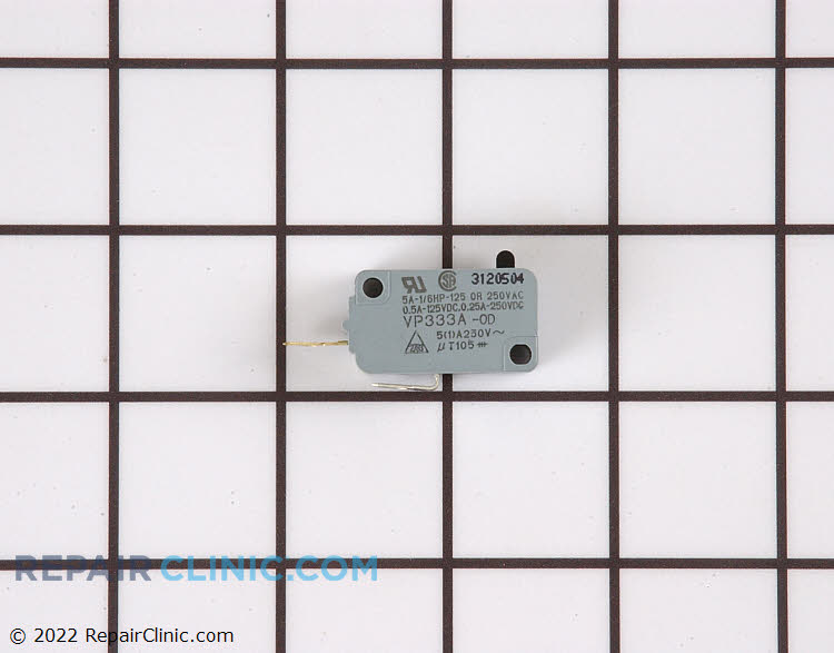 Micro Switch WB24X814        Alternate Product View