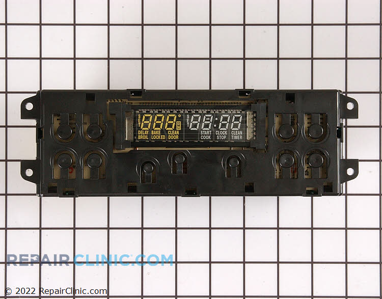 Oven Control Board WB27T10267 Alternate Product View