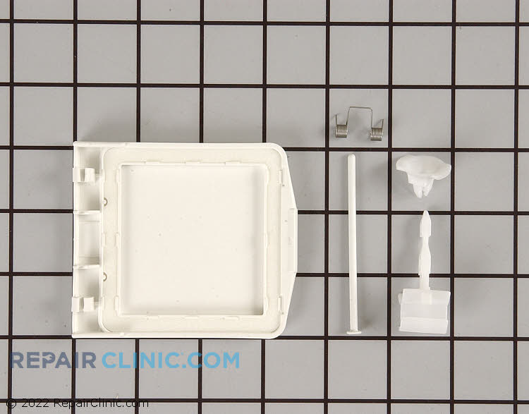 Detergent Dispenser Cover 4387043         Alternate Product View