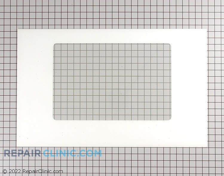 Outer Door Glass WP74006636 Alternate Product View