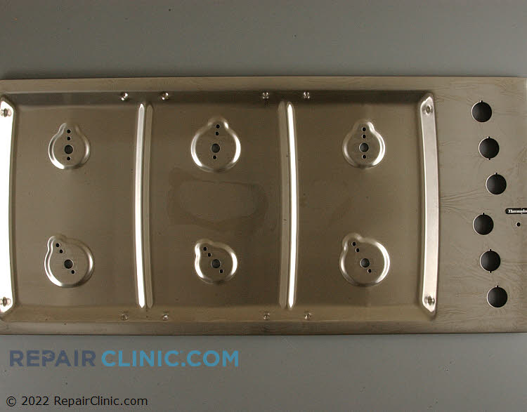 Metal Cooktop 00143108 Alternate Product View