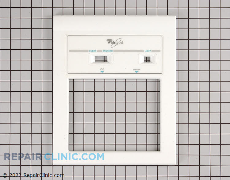 Dispenser Front Panel 2174309 Alternate Product View
