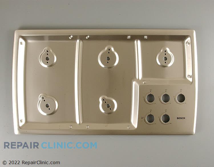 Metal Cooktop 00680754 Alternate Product View