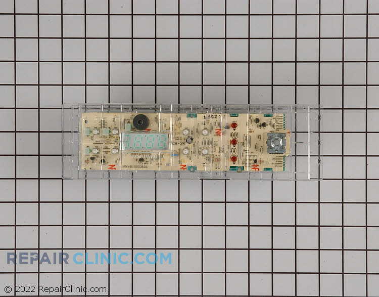 Oven Control Board WB27K10143 Alternate Product View