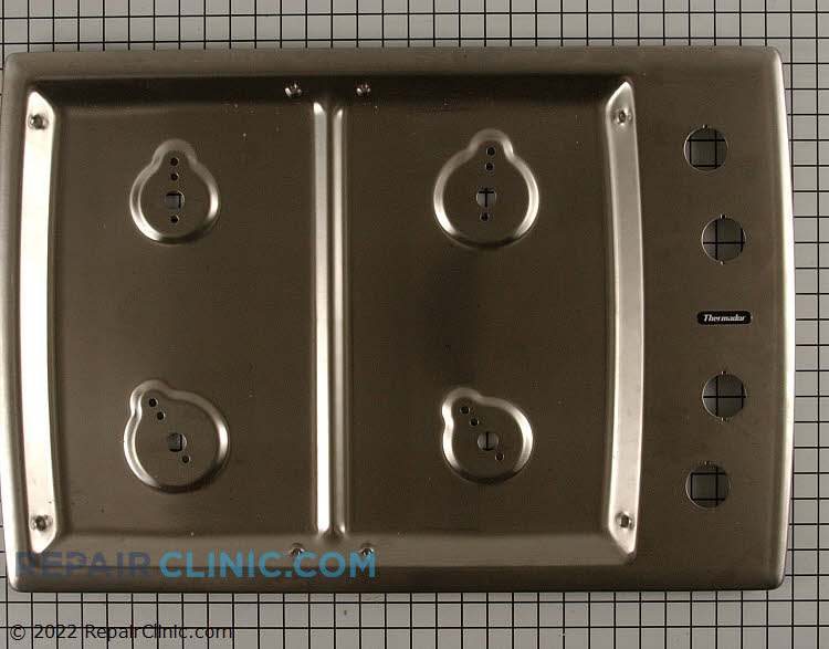 Metal Cooktop 00143096 Alternate Product View