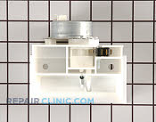 Damper Control Assembly - Part # 1057232 Mfg Part # WP67003903