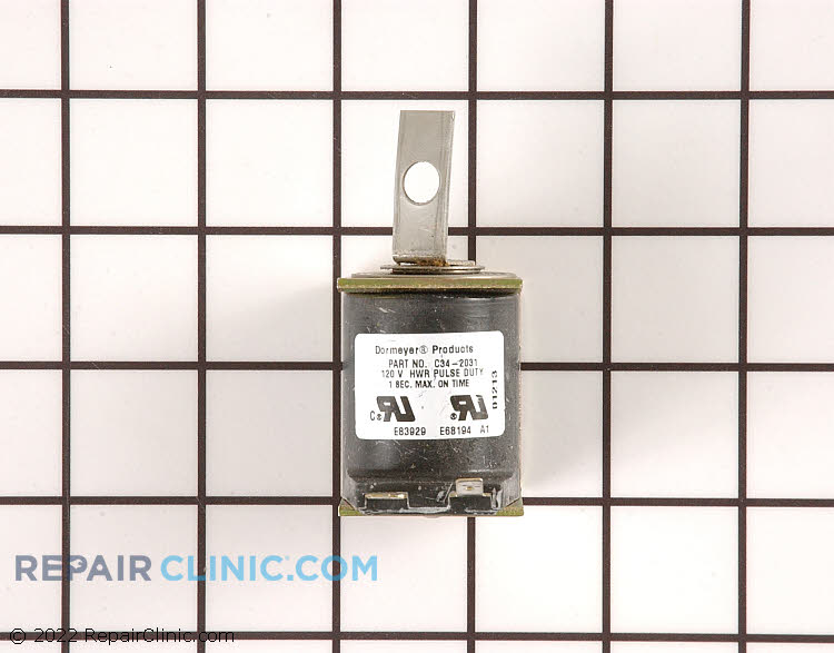 Door Latch Solenoid 9750524         Alternate Product View