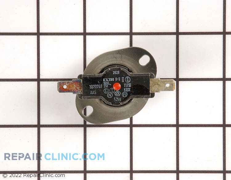 High Limit Thermostat 00170847 Alternate Product View