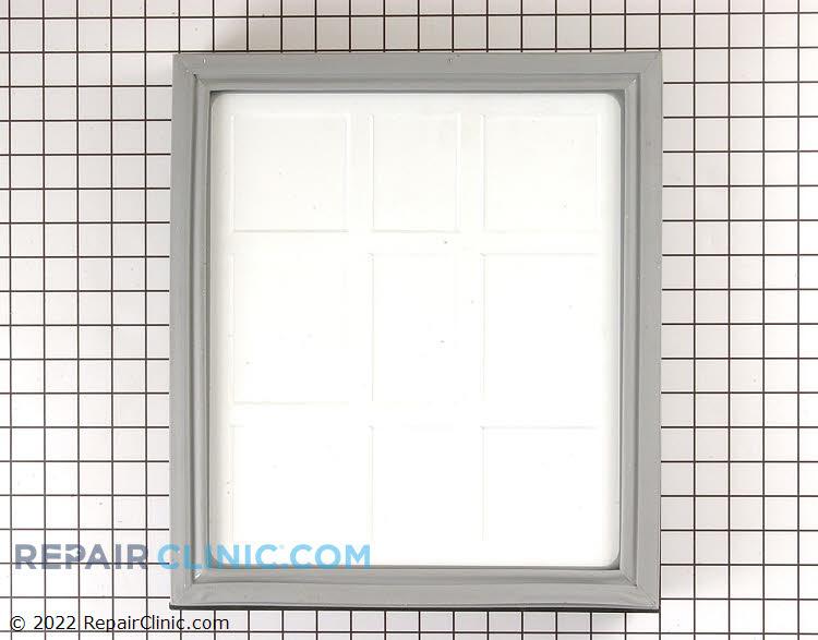 Door 95-DOORBLK Alternate Product View