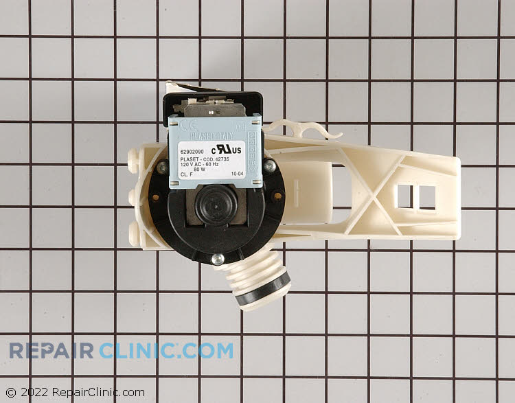 Drain Pump WP25001052 Alternate Product View