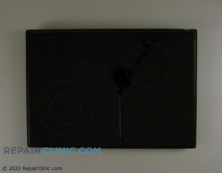 Metal Cooktop 12417B Alternate Product View