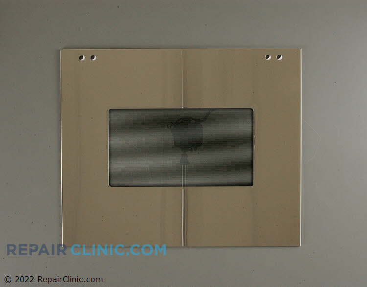 Outer Door Glass WP4452315 Alternate Product View