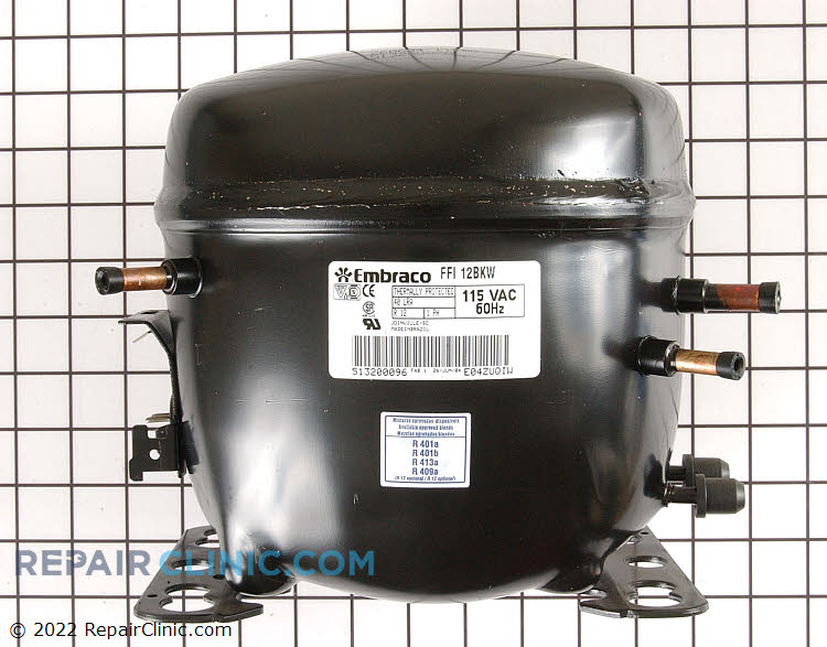 Replacement R-12 compressor