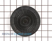 Pulley - Part # 4433769 Mfg Part # WP3428359
