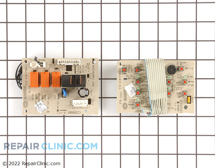 Main Control Board 5304417135      Alternate Product View
