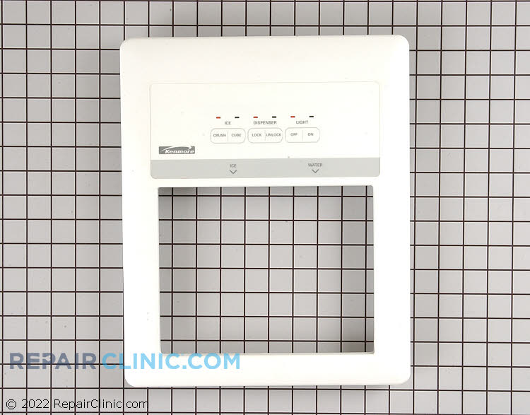 Dispenser Front Panel 2205956W        Alternate Product View