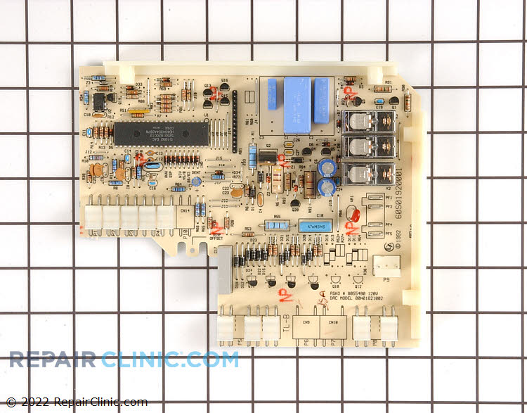 Main Control Board 8055480-R Alternate Product View