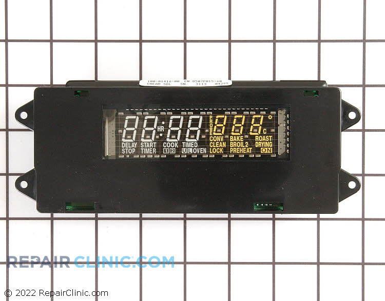 Oven Control Board WP71001799 Alternate Product View
