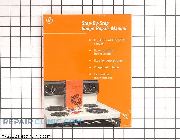 Repair Manual WX10X112 Alternate Product View