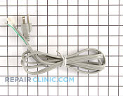 Power Cord - Part # 775844 Mfg Part # WP22003062