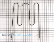 Broil Element - Part # 614024 Mfg Part # 5301310050