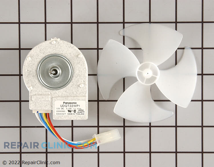 Evaporator Fan Motor 8201589 Alternate Product View