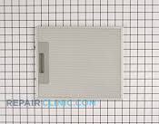Grease Filter - Part # 1878861 Mfg Part # WPW10368696