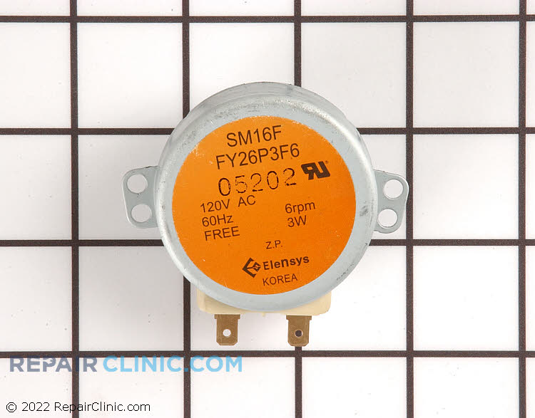 Turntable Motor 56001361        Alternate Product View