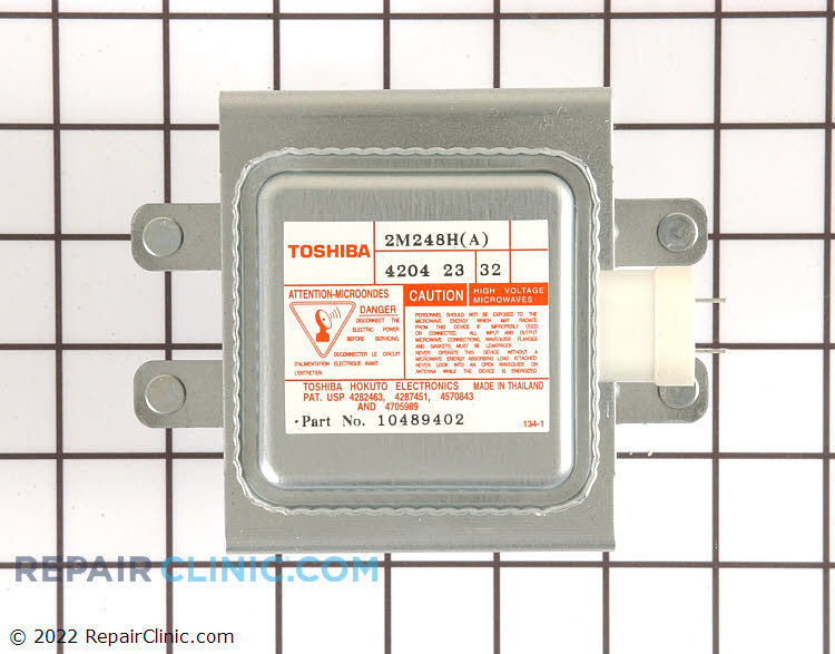 Magnetron 10489403 Alternate Product View