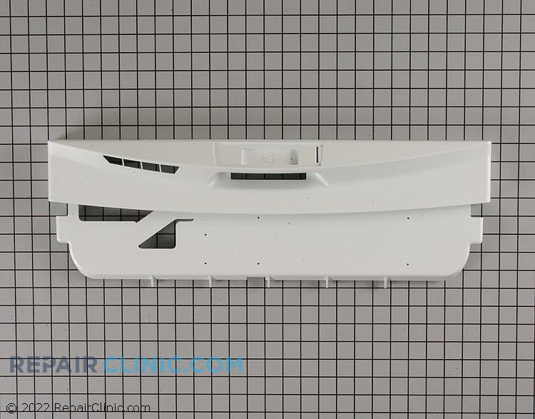 Control panel, white