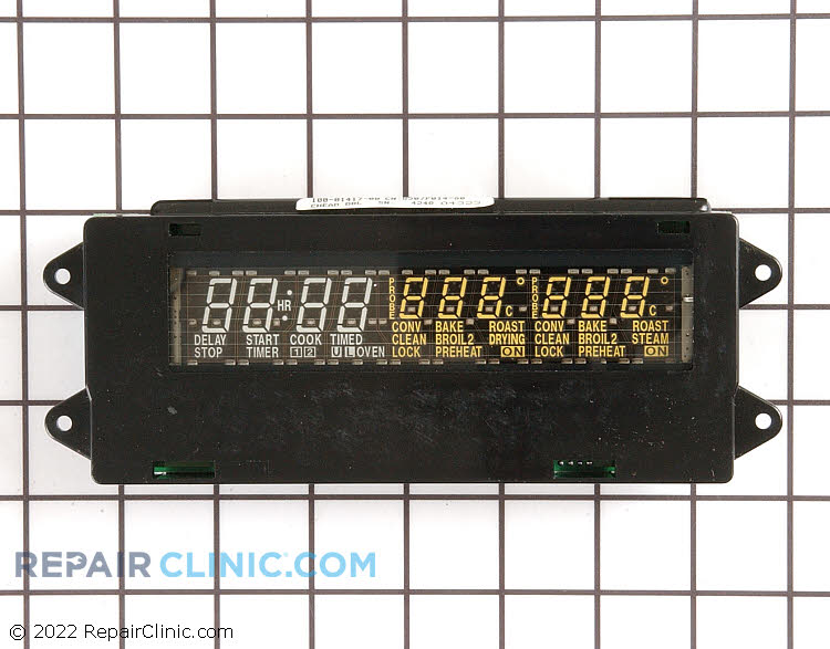 Oven Control Board WP71001872 Alternate Product View