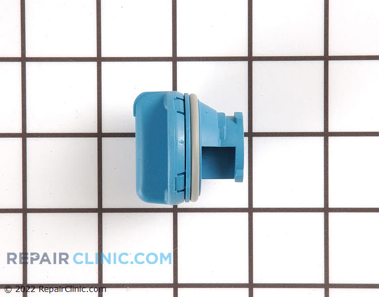 Rinse-Aid Dispenser Cap WP9743399 Alternate Product View