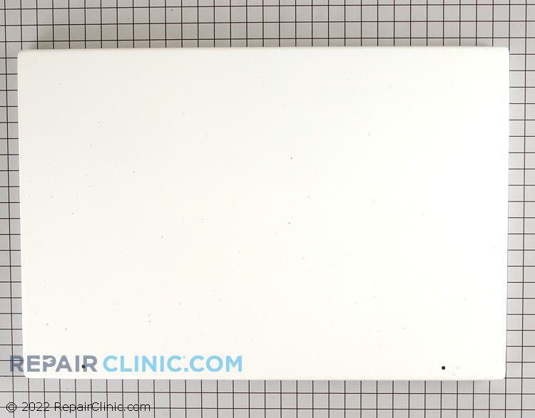 Panel-oven door-white WB56X1896       Alternate Product View