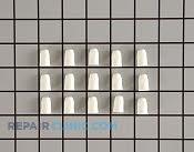 Porcelain Wire Nuts - Part # 241068 Mfg Part # T1165