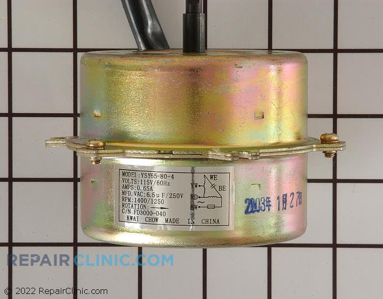 Fan Motor FD3000-040 Alternate Product View
