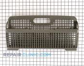 Silverware Basket - Part # 941351 Mfg Part # WP8531233