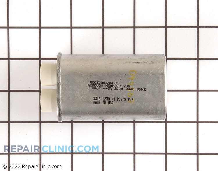 Capacitor RCQZ0066MRE0 Alternate Product View