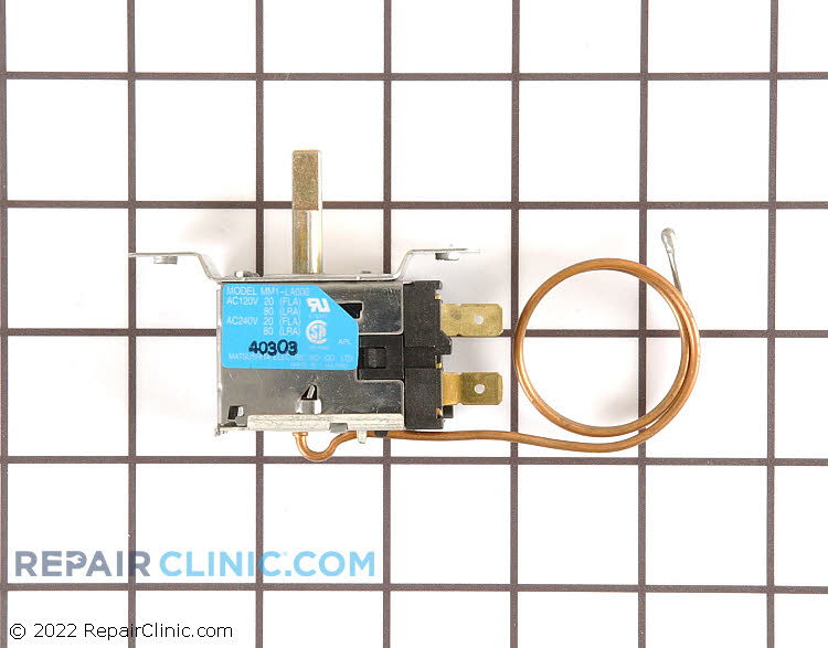 Temperature Control Thermostat WJ26X10251 Alternate Product View