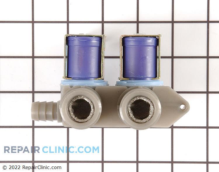 Water inlet valve