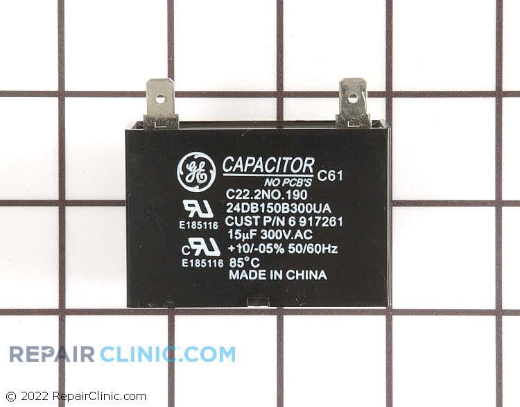 Capacitor WP99002665 Alternate Product View