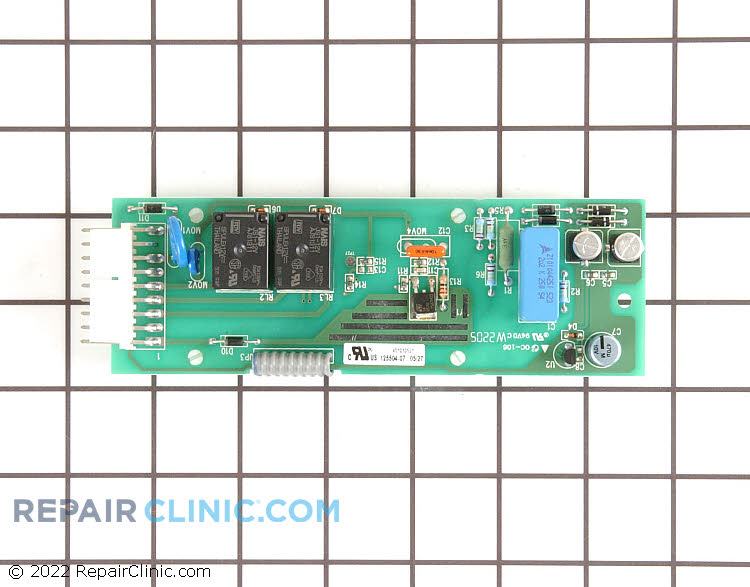 Main Control Board WP67004258 Alternate Product View