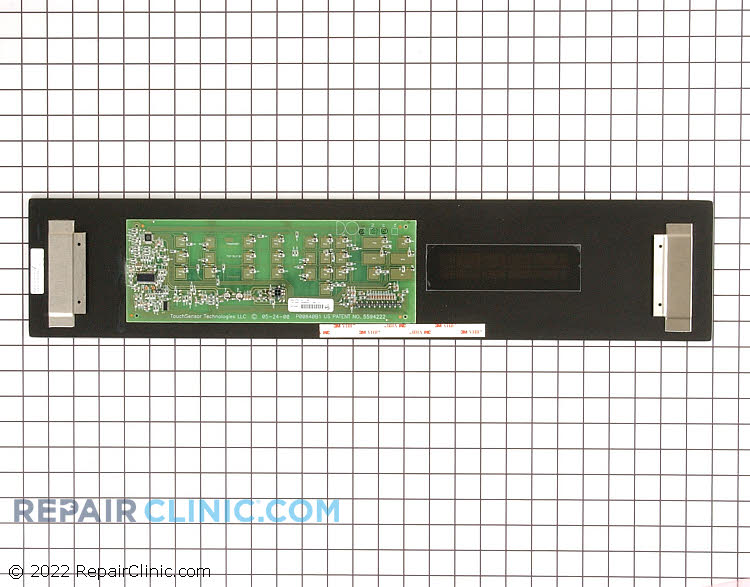 Touchpad and Control Panel 00143029 Alternate Product View